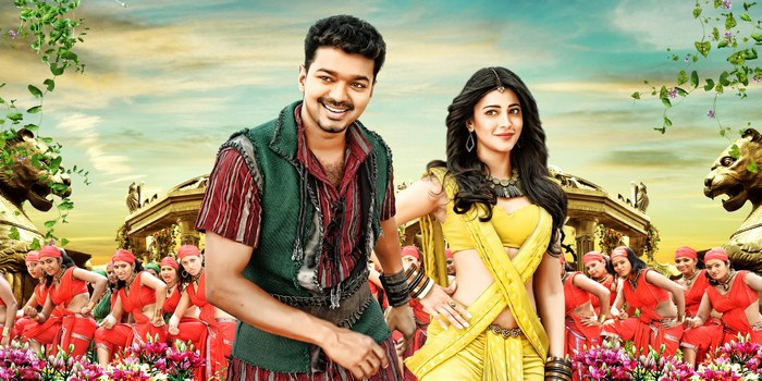 Puli Movie New Stills