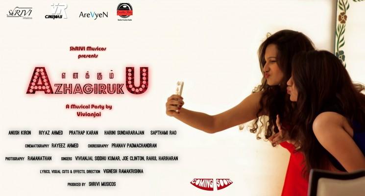 'Enakum Azhagiruku' Tamil Album Video Song