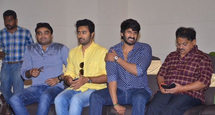 Nadigar Sangam Press Meet Photos