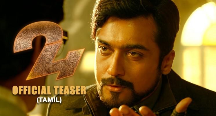24 Official Tamil Teaser