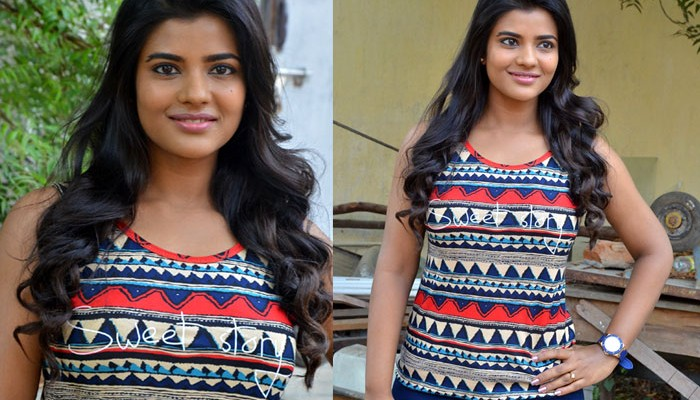 Aishwarya Rajesh Actress Photos