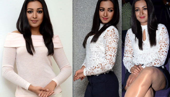 Catherine Tresa Actress Photos