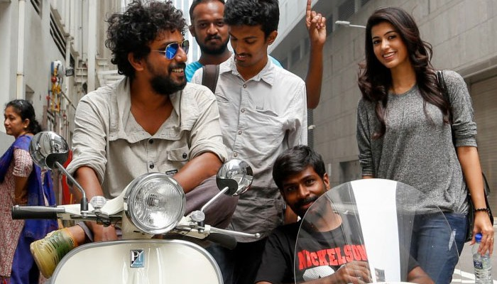 Chennai to Singapore Working Stills & Posters