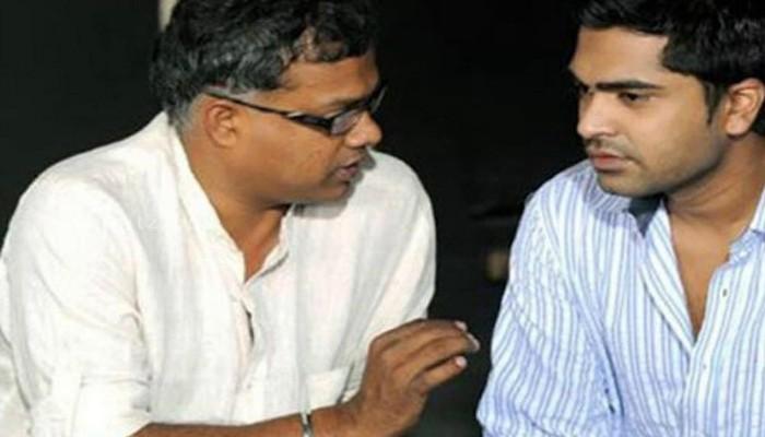 துருக்கியில் இருக்கும் கவுதமுக்கு கிடுக்கிப்பிடி போட்ட சிம்பு..!