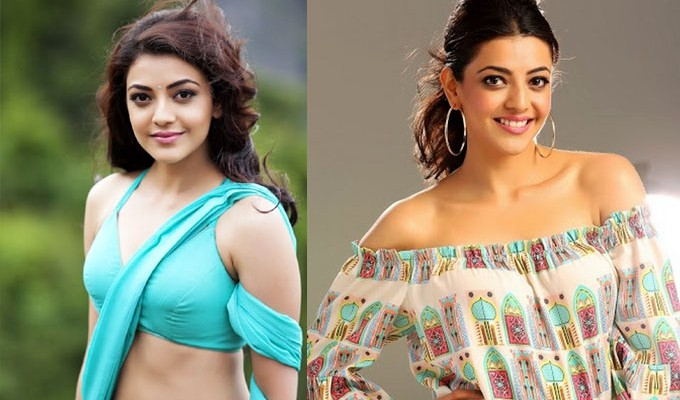 Kajal Agarwal Actress Photos
