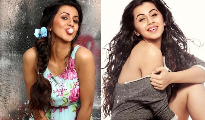 Nikki Galrani Actress Images