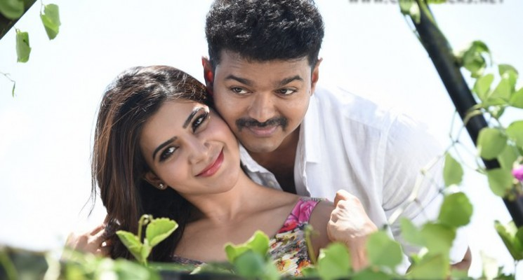Theri Movie Photos