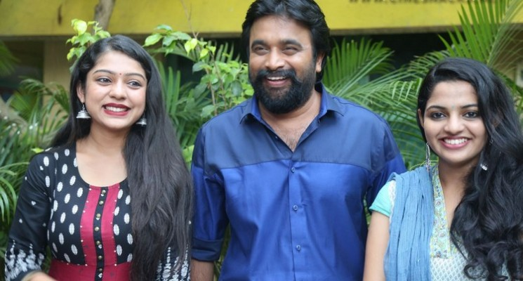 Vetrivel Movie Team Interview Photos