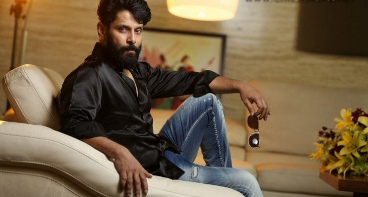 Vikram Photoshoot Images