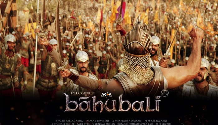 A 'head' acts in 'Baahubali 2'