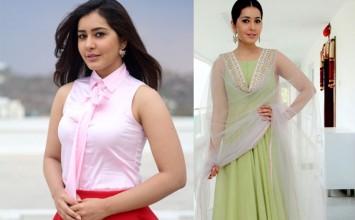 Raashi Khanna Actress Photos