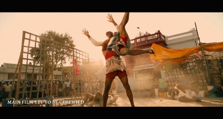 Marudhu – Official Teaser | Vishal, Sri Divya