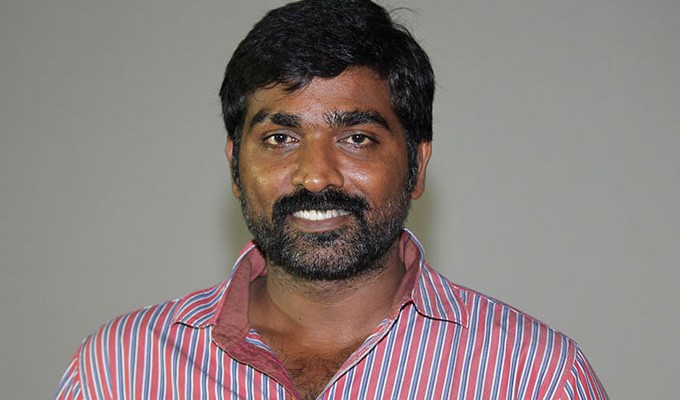 Vijay Sethupathi's overwhelming wishes for Chennai 2 Singapore crew