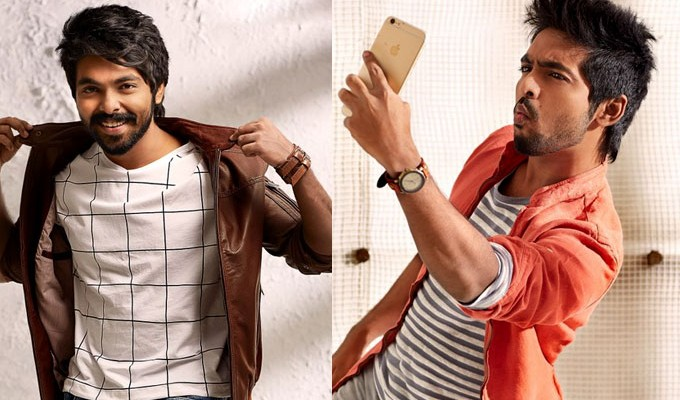 Actor G. V. Prakash Kumar Stills