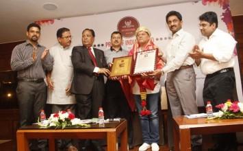Dr Achyuta Samanta Receives PRIDE OF INDIA Award Photos