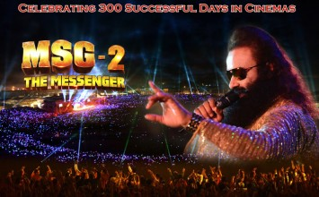 MSG-2 The Messenger still going strong, completes 300 days in Cinemas