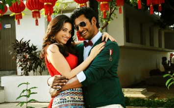 Kaththi Sandai Movie Photos