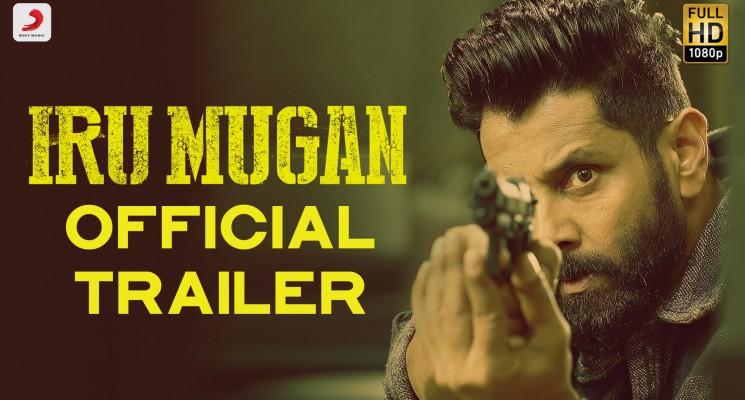 Iru Mugan – Official Trailer | Vikram, Nayanthara