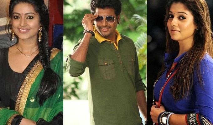 It is Sneha for Sivakarthikeyan – Nayanthara's next
