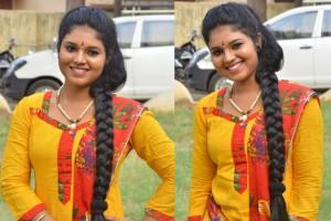 Anu Krishna Actress Photos