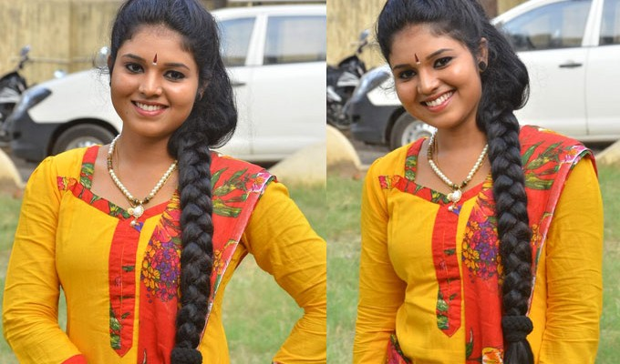 Anu Krishna Actress Photos