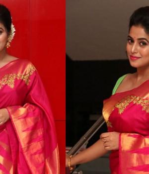 Poorna Actress Photos