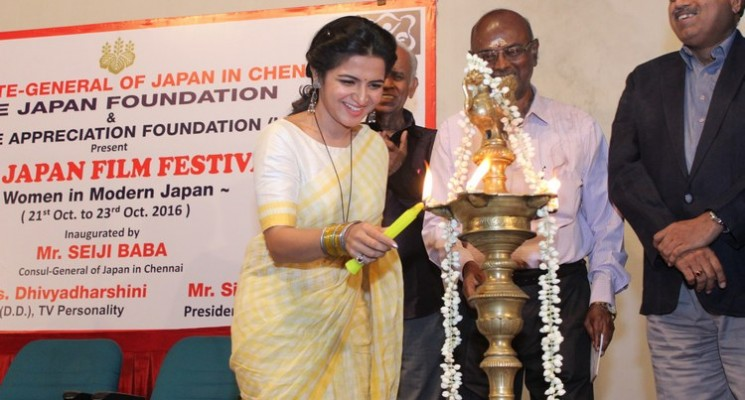 Inauguration of Chennai Japan Film Festival 2016 Stills