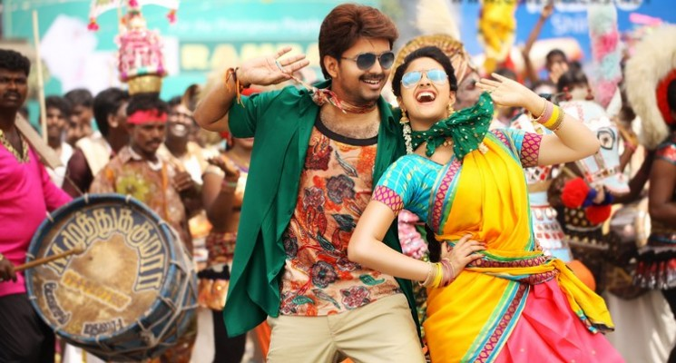 Vijay's Bairavaa HQ Movie Stills