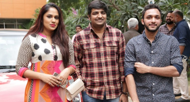 Paranthu Sella Vaa Press Meet Stills