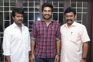 Vishnu Vishal Studioz Production No.3 Movie Pooja Stills