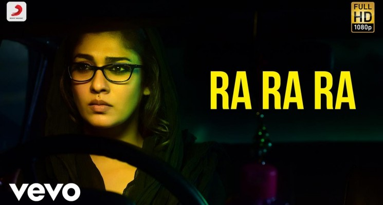 Dora – Ra Ra Ra Tamil Making Lyric Video