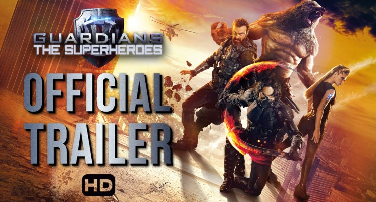 Guardians The Superheroes Official Trailer