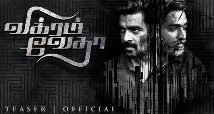 Vikram Vedha Official Teaser