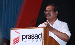 தம்பி நாவை அடக்கு : விஷாலுக்கு கலைப்புலி எஸ். தாணு எச்சரிக்கை!