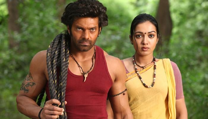 ஆர்யா-கேத்தரின் தெரஸா நடிக்கும் 'கடம்பன்'