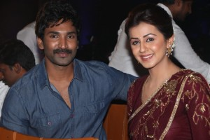 Maragadha Naanayam Movie Audio Launch Photos