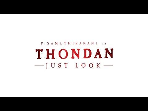 SAMUTHIRAKANI-IN 'THONDAN' – JUST LOOK TEASER