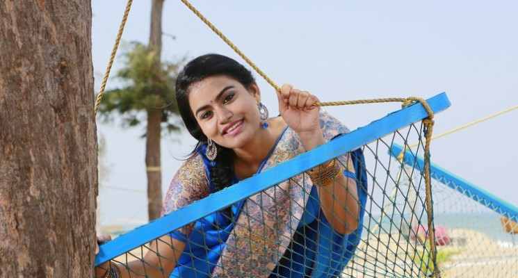 Actress Riyamikka Stills