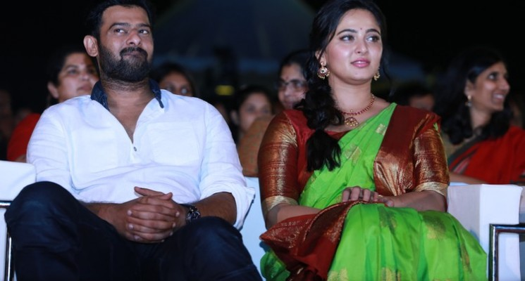 Baahubali2 Tamil Audio Launch Stills