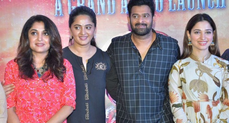 Baahubali2 Press Meet Stills