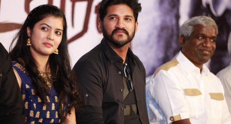 Padaiveeran Audio Launch Stills