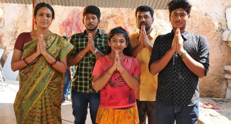 ThiruppathiSamy Kudumbam Movie Stills