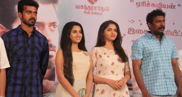 Thondan Press Meet Stills