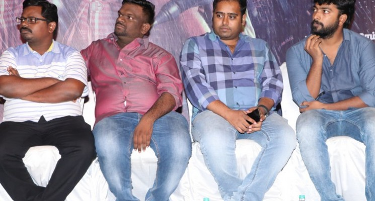 Yeidhavan Press Meet Stills