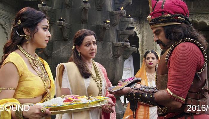 பாலகிருஷ்னா நடிப்பில் 100 வது படம்  'கெளதமி புத்ர சாதகர்ணி'!