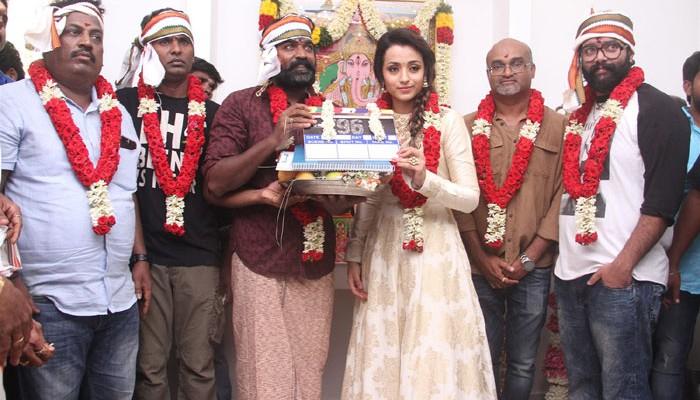 விஜய்சேதுபதி  –   திரிஷா  நடிக்கும் '96' அந்தமானில் படப்பிடிப்பு!