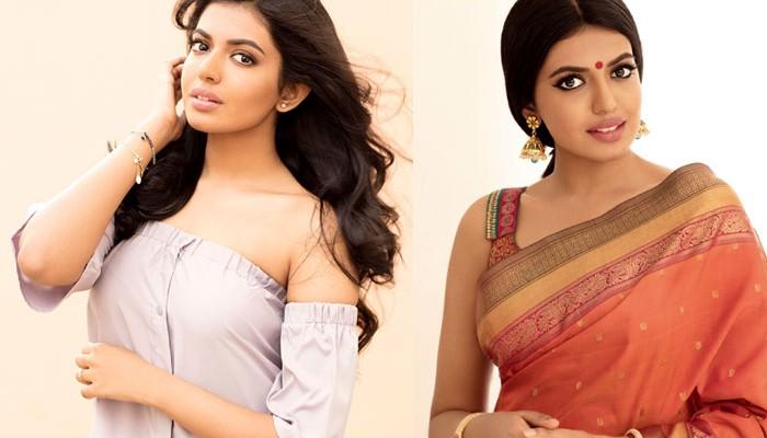 Sivani Rajasekar Actress Photos