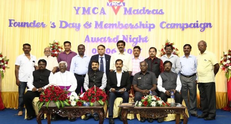 YMCA, Madras – Founders Day celebration Photos