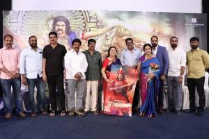 Gowthami Pudhra Saathagarni Trailer Launch Photos