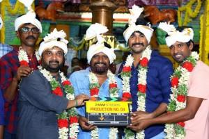 SivaKarthikeyan12 Movie Pooja Stills
